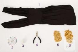 Siyah elbisenin muhteşem dönüşümü