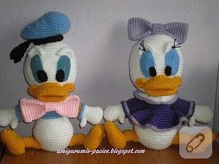 Amigurumi Donald Duck : amigurumi donald duck 10marifet.org