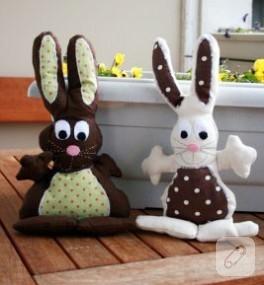 Sevimli Tavşan Dikimi