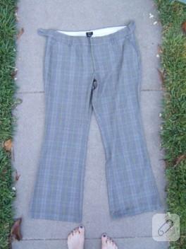Bu pantalon ne olmuş dersiniz?
