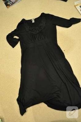 elbise değişimi