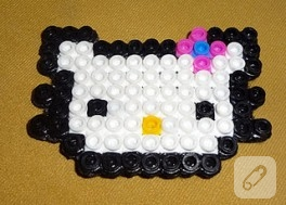 DIY – HELLO KITTY BROŞ