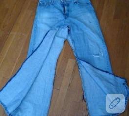 pantolonu eteğe çevirme