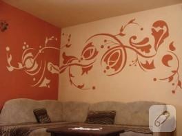 duvarlarınızla fark yaratın