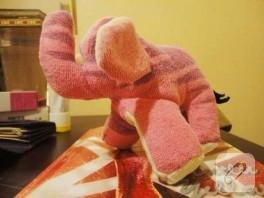 Koca Kulaklı, Uzun Burunlu Fil