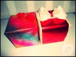 hediye kutularım