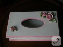 Kağıt mendil kutusu