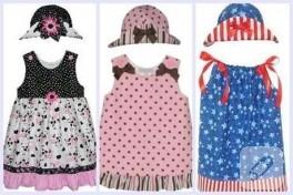Minik Kızlara Cici Modeller