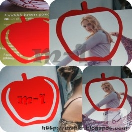 Elmalı şeker yok yok ayraç bu :)
