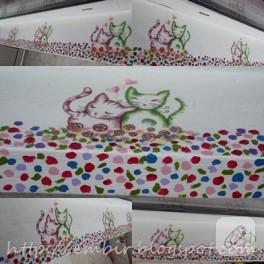 embir'in pencerelerini pisicikler bastı :)