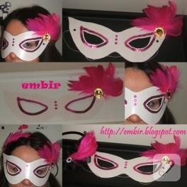 embir'in yılbaşı maskı