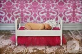 bebek beşiği süsleme:)))