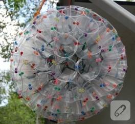 plastik bardaklardan lamba yapalım