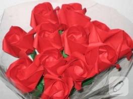 Origami Gül Demeti