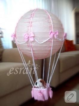 Fenerden Balon Lamba…