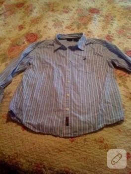 gömlekte değişim