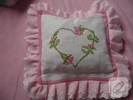 Romantik yastıklar…