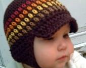 Çocuk şapka modelleri