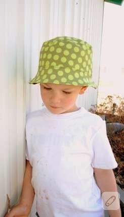 Çocuklara Şapka