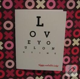 Romantik Göz Testi