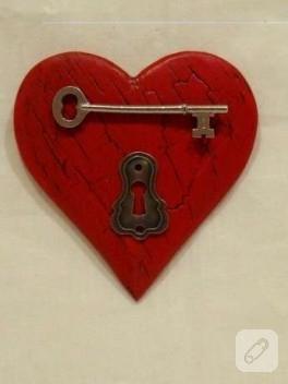 Kalbimin anahtarı
