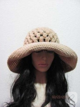 şapka modelleri