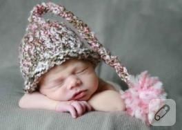 bebekler için şapkalar