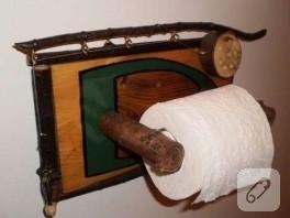 tuvalet kağıdı aparatı