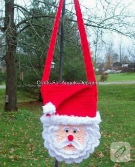 Noel Baba Çanta
