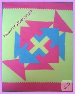 Origami Kart Eğitimi