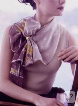 Eşarp ve Kravat Bağlama Teknikleri