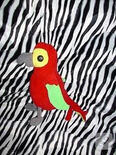 Oyuncak Papağan
