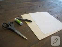 Kağıttan Yapılmış Ama Ne?