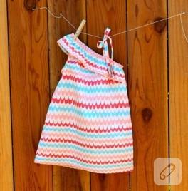 Kız Çocuklara Şık Elbise