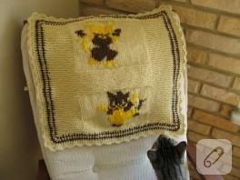 Kedişime Mini Battaniye:)