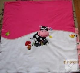 Portbebe ve bebek battaniyesi
