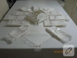 güzel bir masa takımı