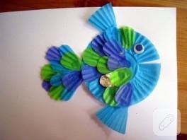Renk Renk Balıklar