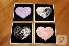 Kağıttan Kalpler :)