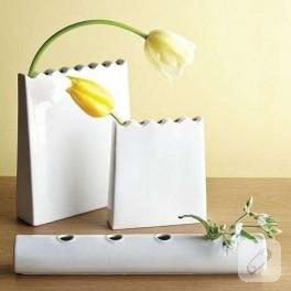 vazolar ve çiçekler:)