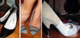 Eski kot ile ayakkabı dönüştürme…