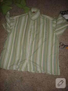 İki Gömlek Bir Elbise