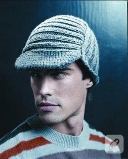 Erkekler İçin Şapka Modeli