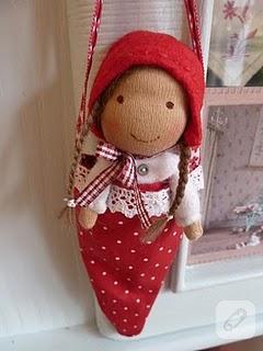 Kırmızı şapkalı kız:)
