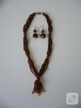 kolye takımı