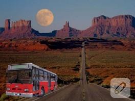 arızalı otobüs