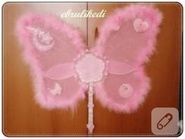 kelebek kapı süsümüz