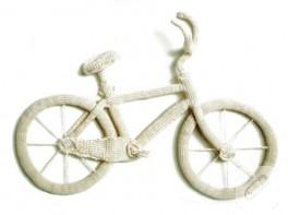 örgü bisiklet