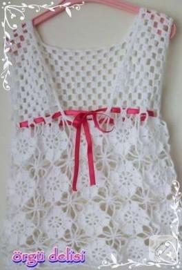 yeğenime yaz elbisesi