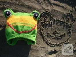 Kurbağalı Şapka